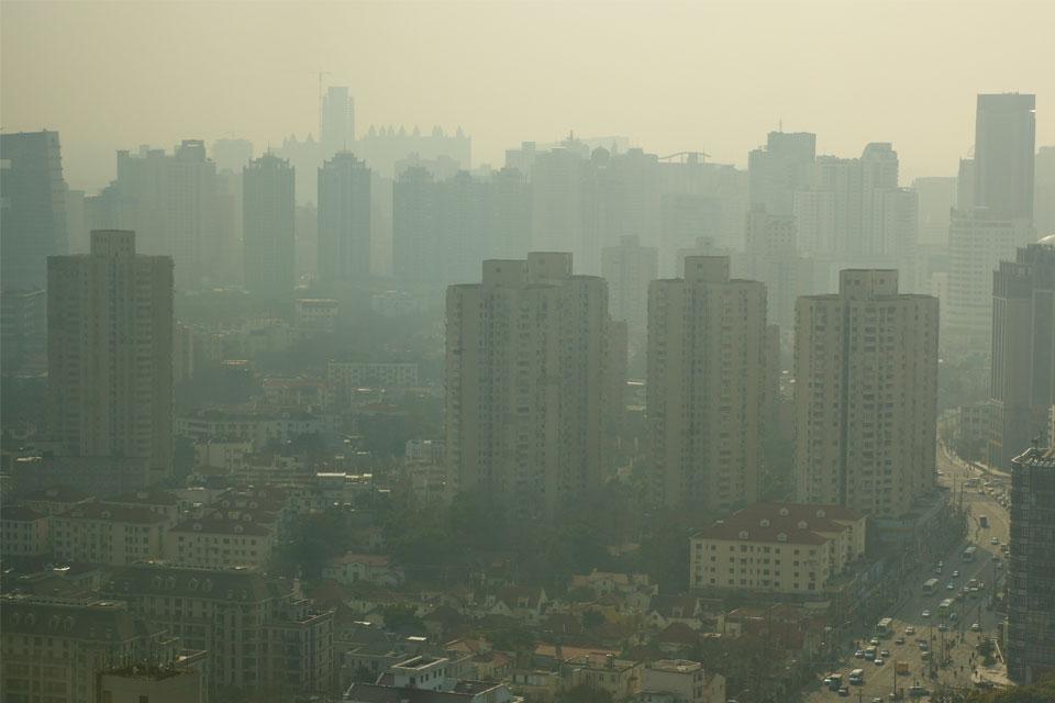 中国における深刻な水質汚染と飲水の問題