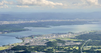 京都・大阪の水瓶、琵琶湖の環境問題